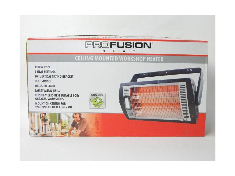 Profusion Workshop Heater
