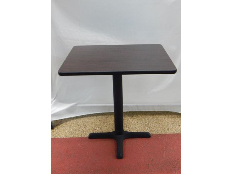 30'' x 24'' x 30'' Restaurant Table