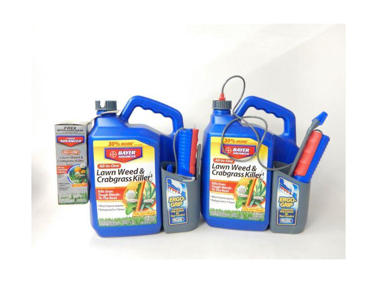 Lawn Weed & Crabgrass Killer