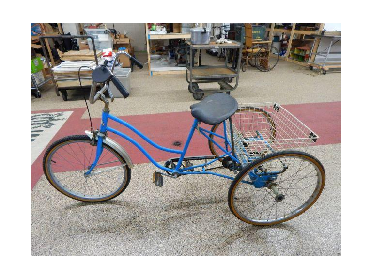 JC Penny 3 Wheel Delivery Bicycle