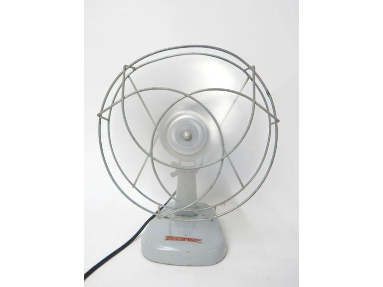 Dominion Metal Blade Table Fan