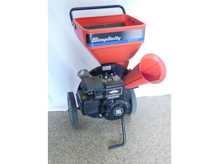 Gas Powered Chipper/Shredder