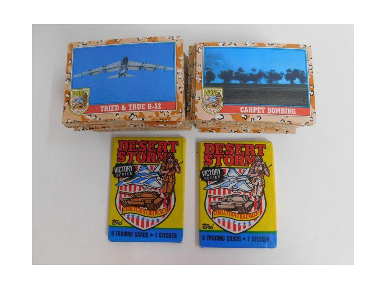 Military Trading Cards