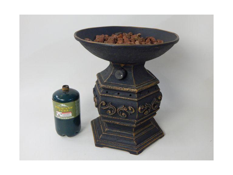 Small Propane Patio Fire Burner