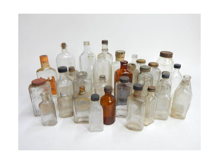 Antique and Vintage Bottle Collection