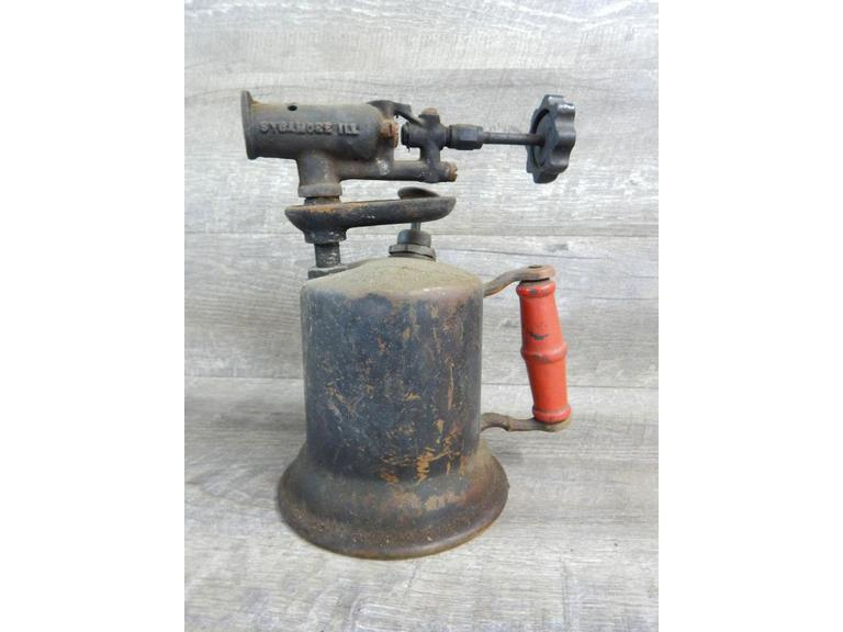 Antique Turner Blow Torch