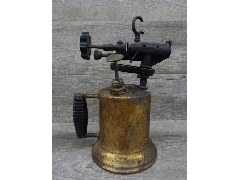 Antique Worth Blow Torch