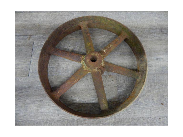 Cast Iron Industrial Belt Wheel
