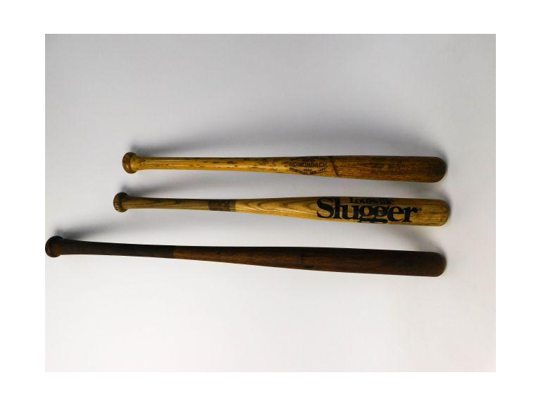 Vintage Wood Baseball Bats (Lot of 3)