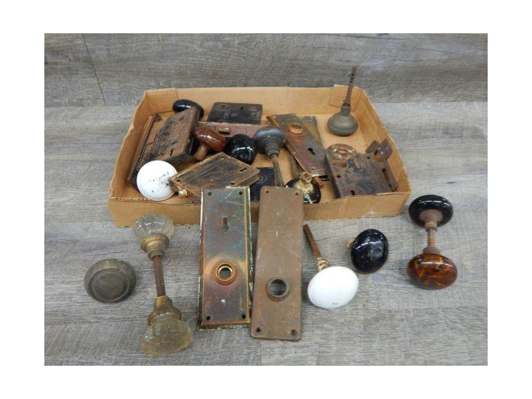Antique Door hardware Collection