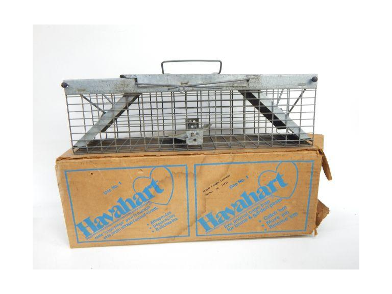 Havahart Small Animal Cage Trap