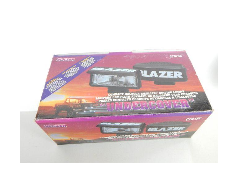 New Blazer Undercover Fog Light Set