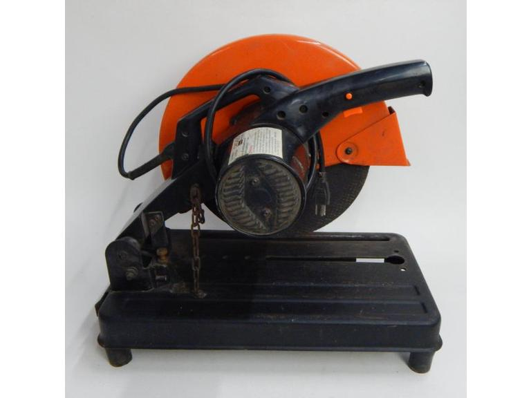 Chicago Tool Cut-Off Saw
