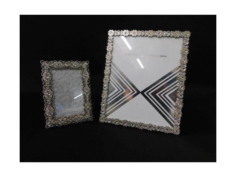 Glitzy Picture Frames (Lot of 2)