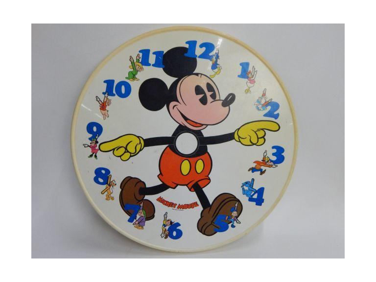 Old Mickey Mouse Tabletop