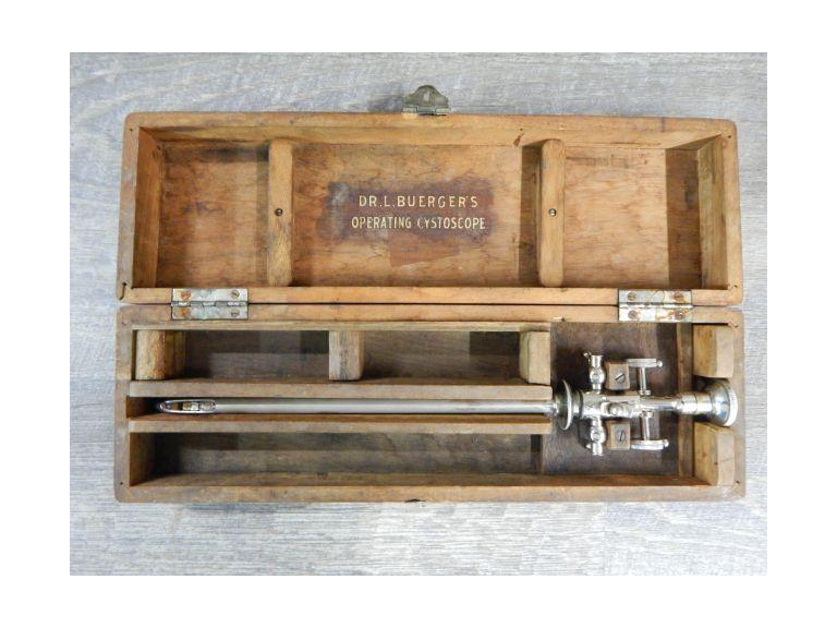 Antique Operating Cystoscope