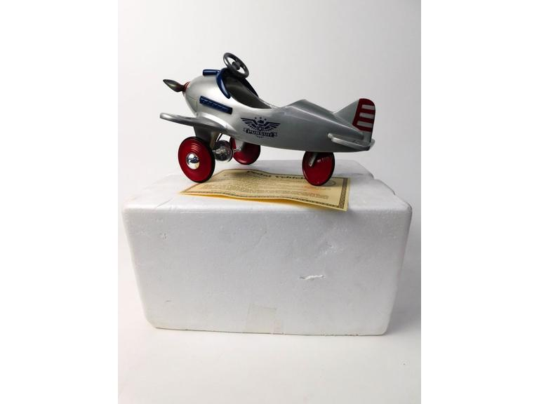Xonex International Die Cast Pedal Plane