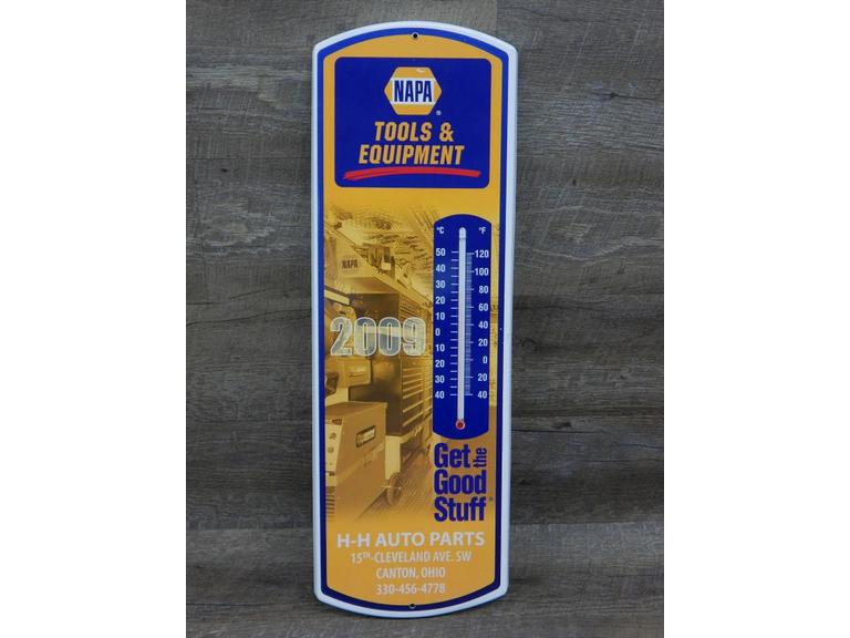 Napa Stamped Steel Wall Thermometer