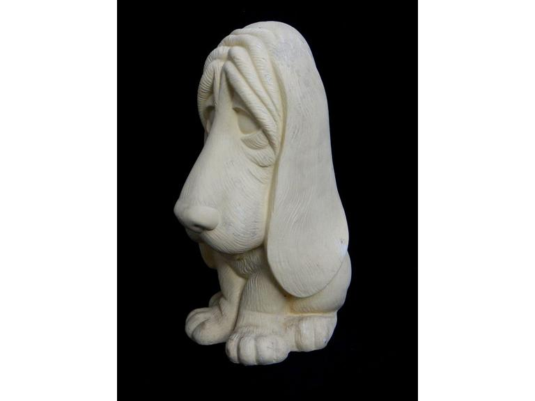 Basset Hound Ceramic Bank