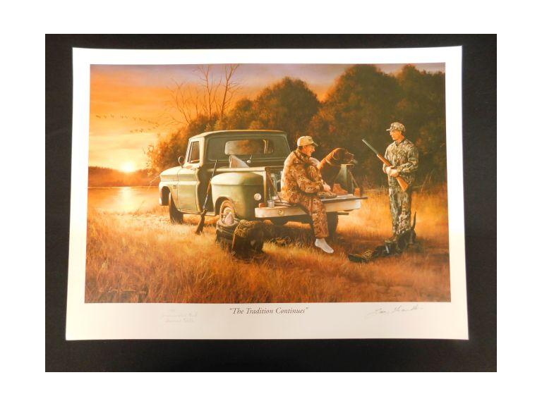 Larry Chandler Signed Showcase Edition Prints
