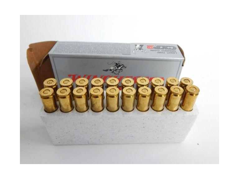 Box of Winchester 300 Savage Cartridges