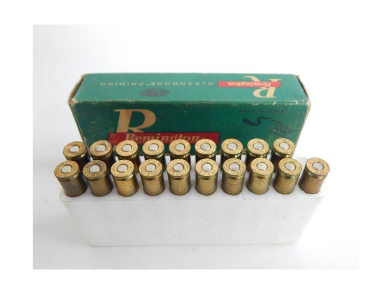 Box of Winchester 300 Savage Soft Point Cartridges