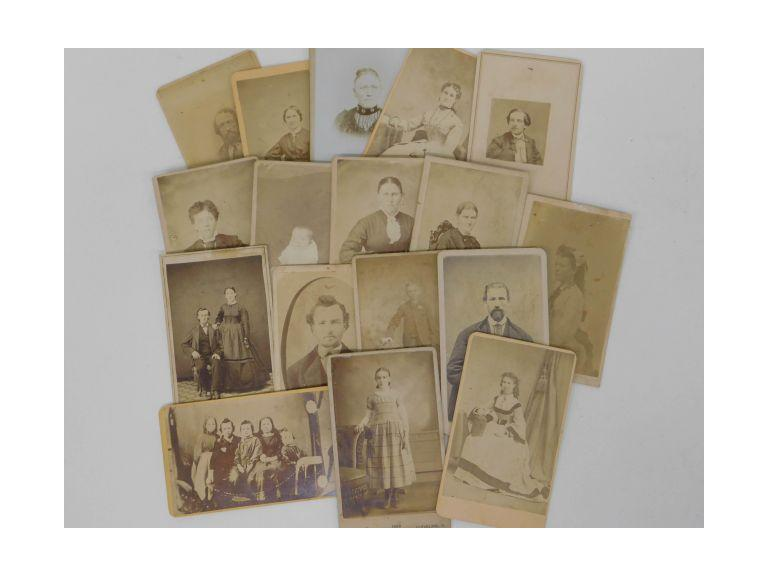 Antique Cabinet Cards