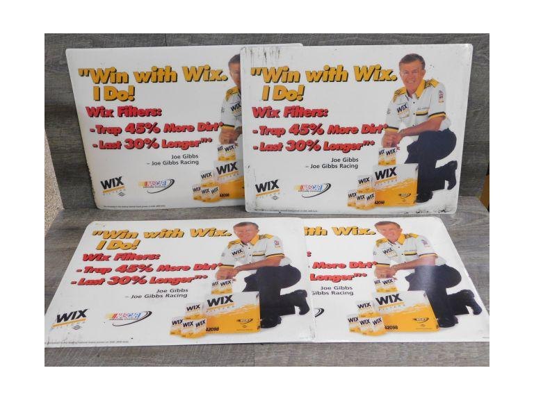 Wix Filters Auto Parts Store Counter Mats