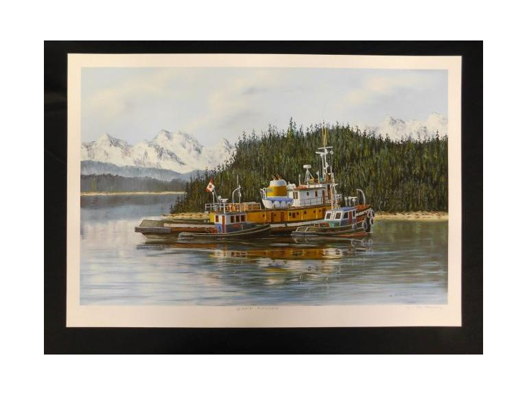 W. McMurray, Signed and Numbered Prints