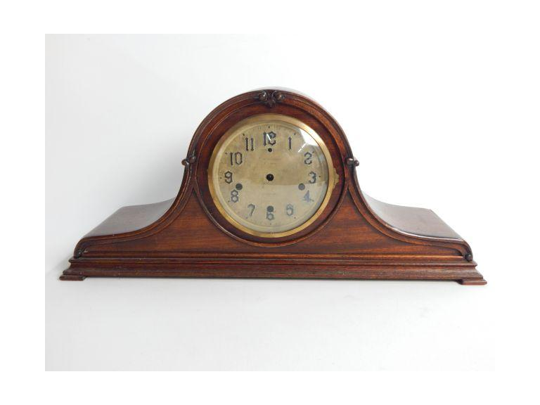 Antique New Haven Mantle Clock for Repair