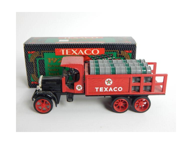 Ertl Texaco Die-Cast Bank