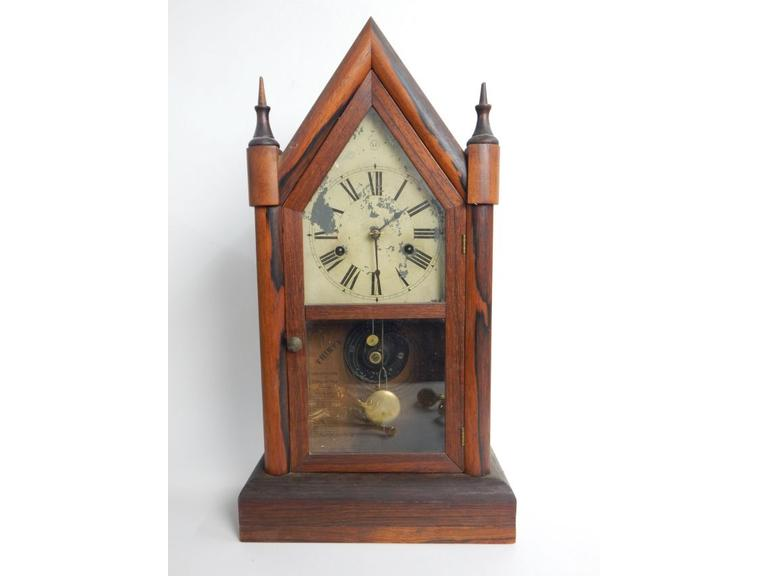 Antique Seth Thomas Cathedral Clock