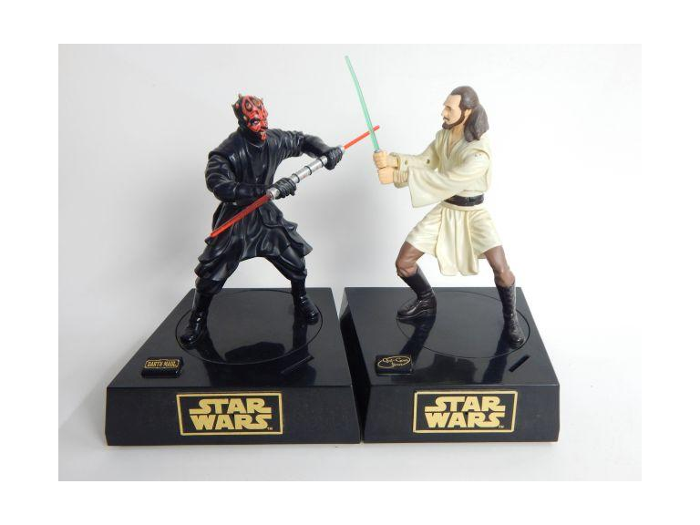 Star Wars Action  & Sound Coin Banks