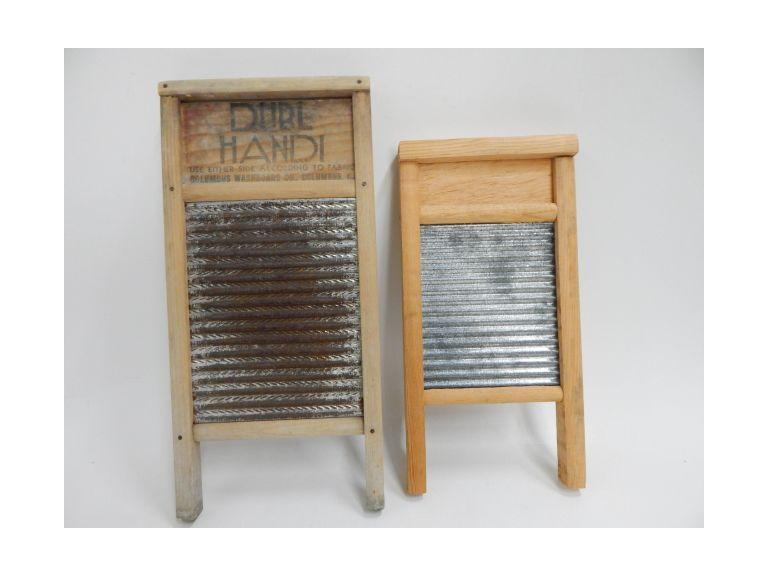 Pair of Old Washboards