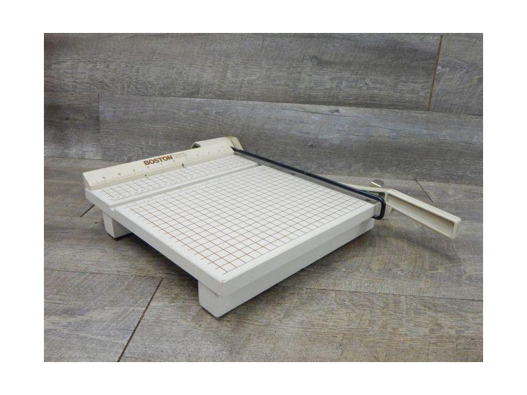Boston Tabletop Paper Cutter