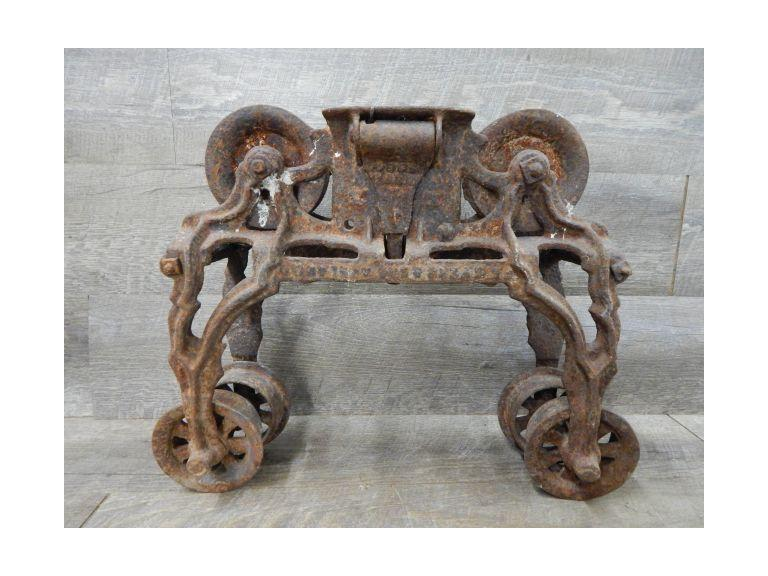 Antique Barn Hay Trolley