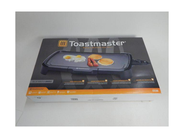 New Toastmaster Electric Griddle