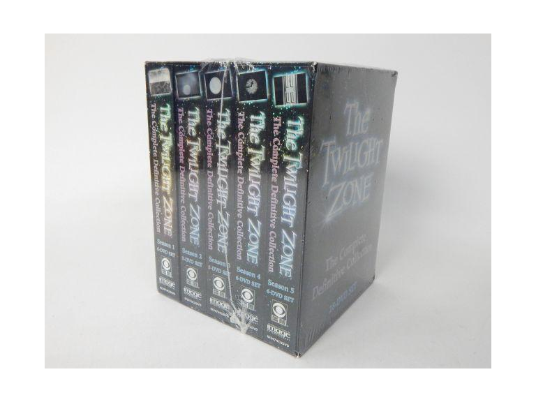 Twilight Zone Complete Collection