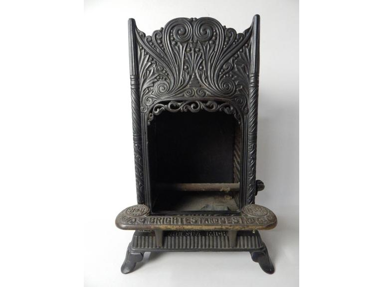 Antique B&B Stoves Gas Heater