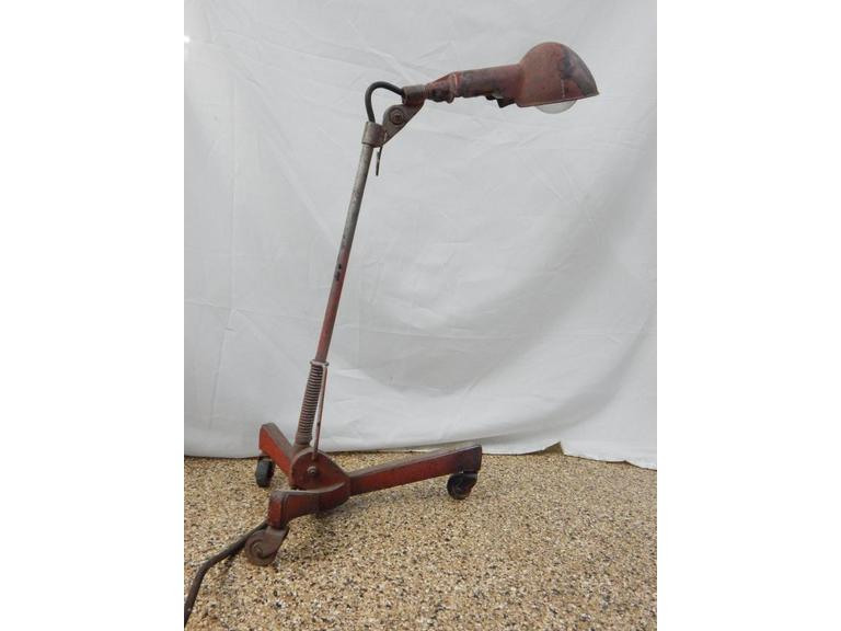 Vintage Mechanics Scoot-Lite Work Light