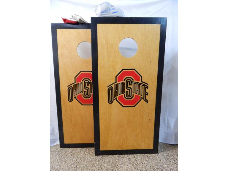 Ohio State Cornhole Boards & Bags