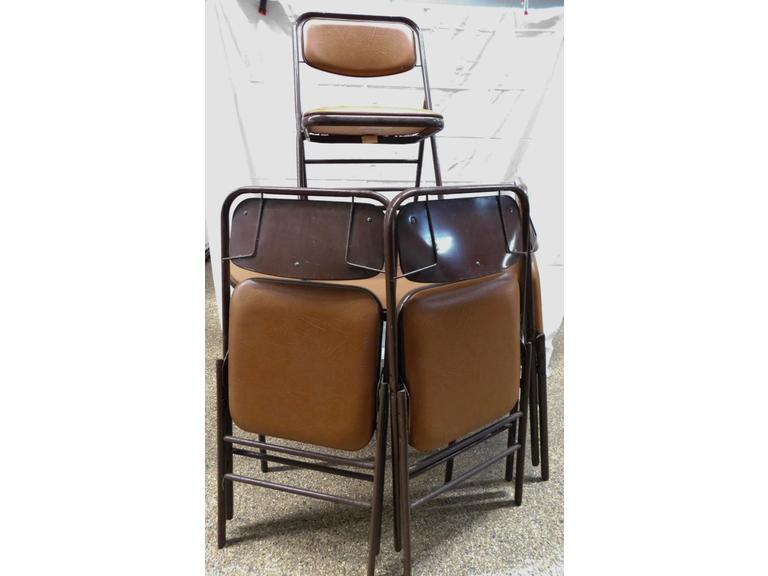 Samsonite Table and Chairs