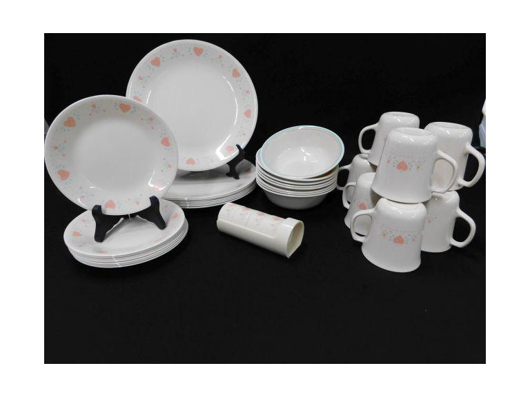 Corelle by Corning -- Service for 8