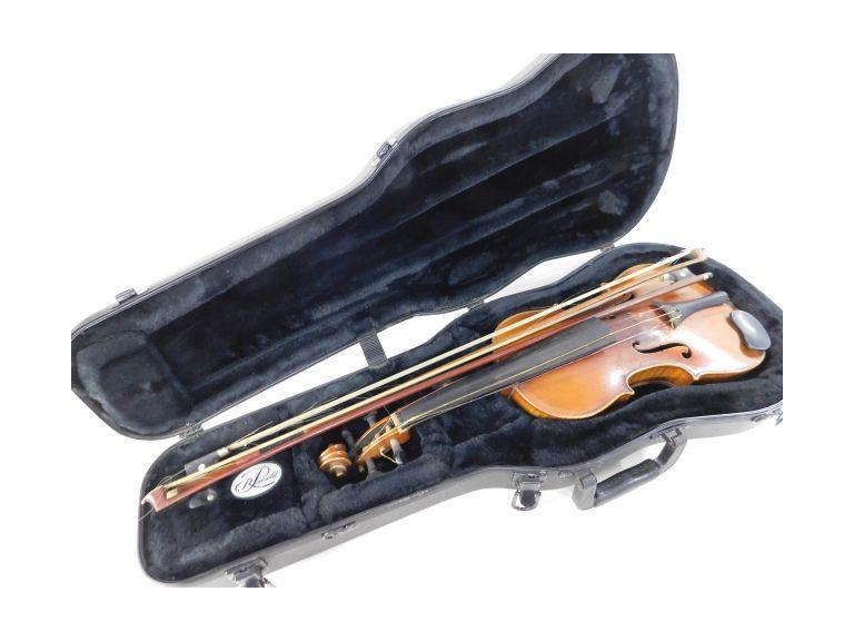 Vintage German Violin with Case