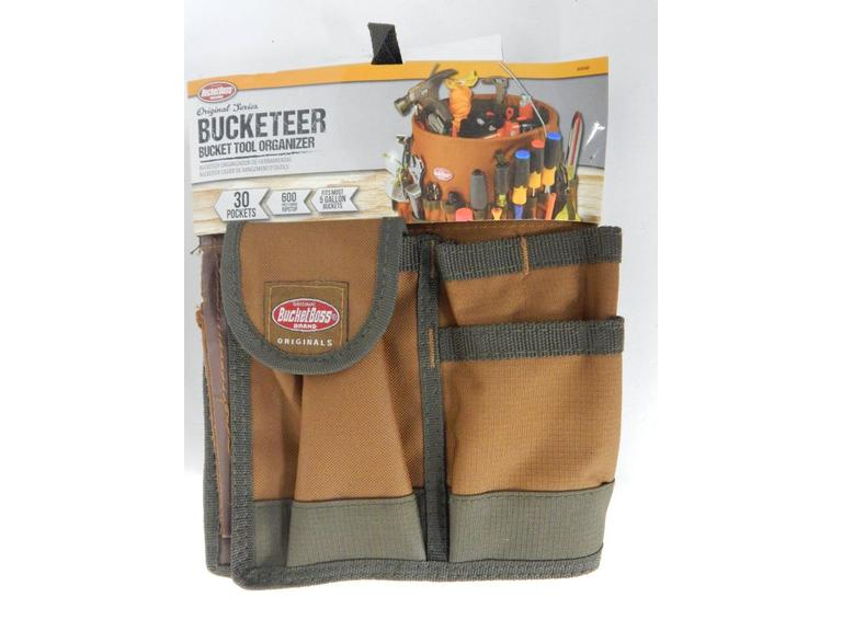 New Bucket Boss Organizer