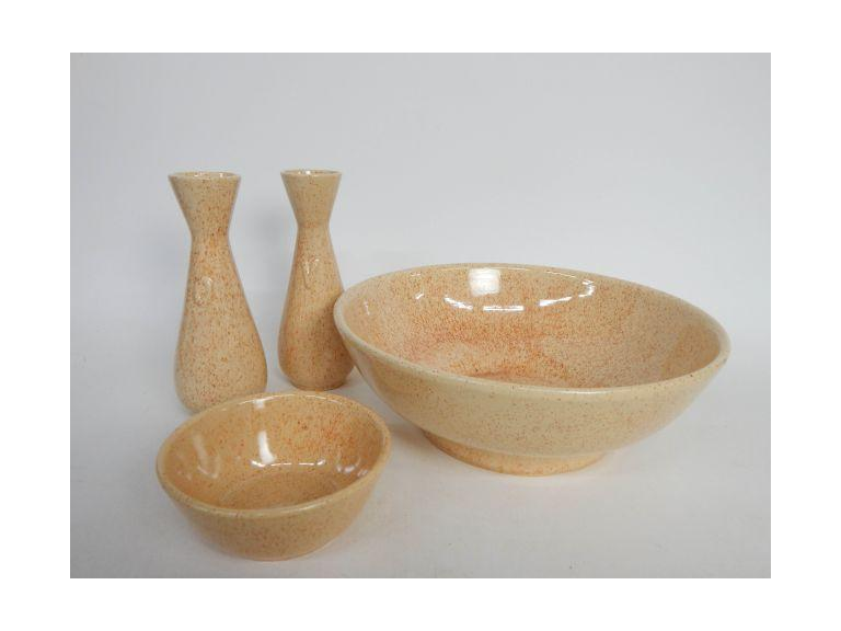 Watt Orchard Ware Pottery