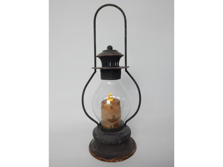 Skater Style Candle Lantern