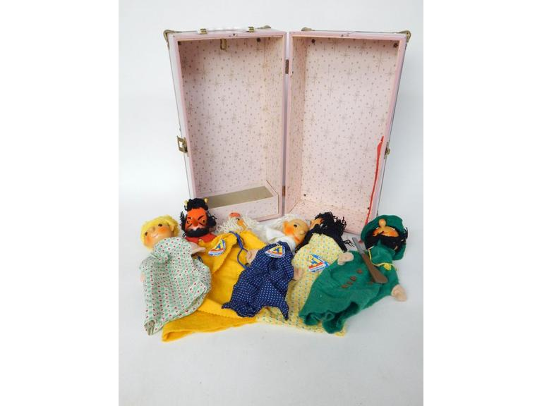 Collection of German Hand Puppets
