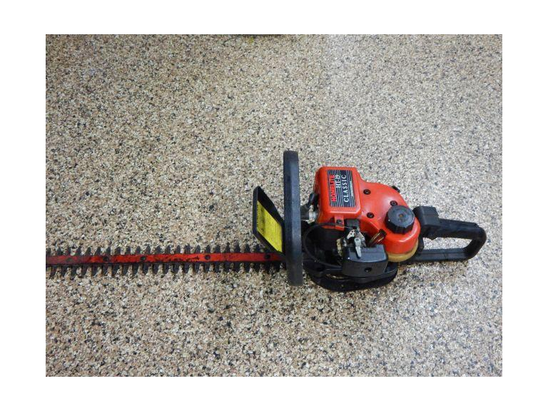 Homelite Gas Hedge Trimmer