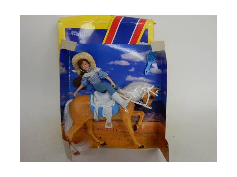Little Debby Breyer Horse